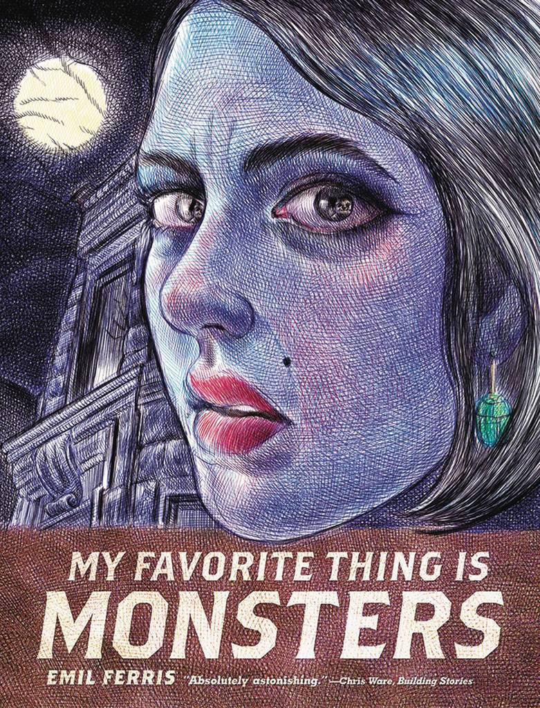 Set Against The Tumultuous Political Backdrop Of Late 1960s Chicago And Narrated By 10 Year Old Karen Reyes Monsters Is Told Through A Fictional Graphic